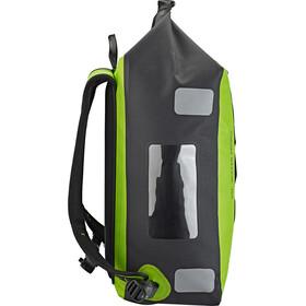 XLC Commuter Rugzak Waterdicht, zwart/groen
